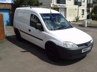 Vauxhall Combo van, a brilliant van in great condition