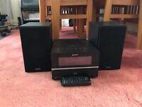Sony CMTBX70DBI Stereo System.