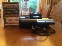 *PS3 - 80gb - 1 CONTROLLER - 16 TOP GAMES*