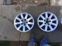"""Vw alloy wheels 4 16"""""""