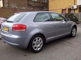 Audi A3 1.6 special edition 11 month MOT drives very well no underneath knocks or bangs
