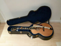 Gibson Custom Shop J-185 EC Quilt Acoustic Guitar