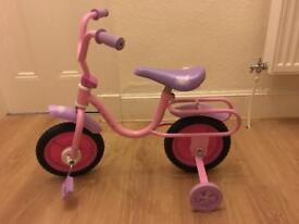 Baby Annabelle 10 inch bike