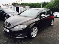 2012 SEAT Leon, 2.0 TDI FR Plus, 170 12 months warranty finance available 2 Years MOT