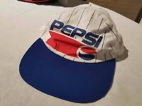 PEPSI VINTAGE AND RARE CAP HAT BRAND NEW AND NEVER USED