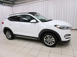2018 Hyundai Tucson NEAR NEW AND READY TO ROLL TUCSON SE AWD w/