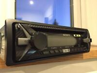 Sony Car Stereo - Carbon Style .