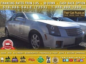 2005 Cadillac CTS 2.8L-SOLD AS IS-Heated Leather Seats-Sunroof-T