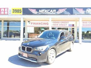 2012 BMW X1 AUT0 AWD LEATHER ONLY 125K