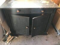 Pine Dresser Base perfect for renovation