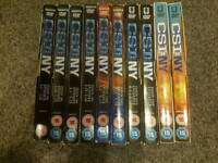 NY csi box sets