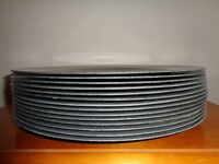 Silver Platters for Wedding Table Central Display x14