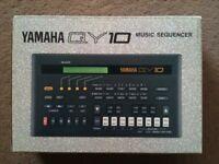 Yamaha QY10 MIDI Music Sequencer