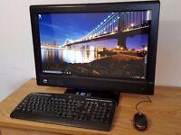 HP TouchSmart 610 TouchScreen PC, Intel i5 650, 8GB RAM, 1.5TB HDD, Radeon HD5570, Beats, Blu Ray!