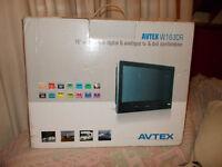 avtex caravan tv