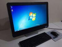 """Dell OptiPlex 9010 23"""" AIO Intel Core i5-3550s 3rd Gen, 8GB DDR3, 250GB HDD, Full HD, Wi-Fi"""