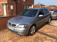 VAUXHALL ASTRA 2.0 DTI 5DR *FULL LEATHER, SERVICE HISTORY*