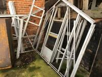 Greenhouse in need of tlc