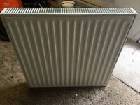 60cm x 60cm modern radiator. Excellent condition