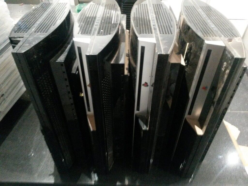 Faulty Playstation 3 Consoles, PS3 - Fat Models