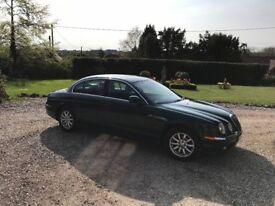 S type v6 auto jaguar