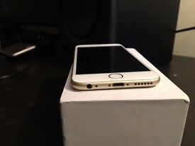 APPLE IPHONE 6 16 GB GOLD EE. IMPECCABLE CONDITION