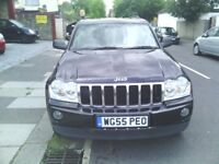 JEEP GRAND CHEROKEE LIMITED DIESEL AUTOMATIC LONG MOT PX WELCOME