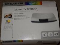 FREEVIEW RECEIVER BOX