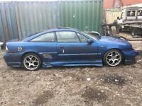 Vauxhall Calibra BREAKING spares for repair 2.0 Auto cream leather body kit
