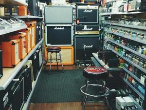Votre magasin de musique du temps de fête!