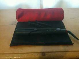 Red GHD Hair Straighteners Limited Edition