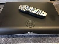 Sky HD Box 500gb With Remote Control and Lead - Excellent Condition All Ready To Go!