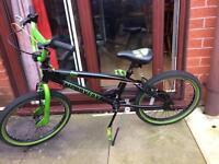Muddy fox bmx bike