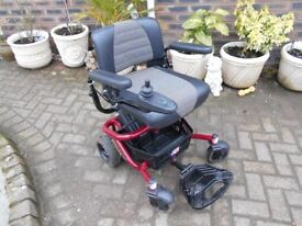 roma powerchair/scooter