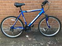 Blue Ammaco MTX 250 Mountain Bike