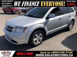 2011 Dodge Journey SXT| BLUETOOTH| VOICE COMMAND