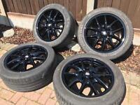 """Alloy Wheels 19"""" Porsche Cayenne/ Mercedes Sprinter"""
