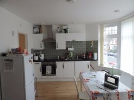 Newly Refurbished First Floor 1 Bedroom flat Albany Road, Roath **Inclusive of water and wifi**