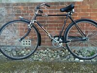 Classic retro style Cambridge/English/Dutch city bike, STONG WILL LAST A LIFETIME