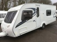 ☆ 2010/11 STERLING ECCLES RUBY 90 ☆ 4 5 BERTH TOURING CARAVAN ☆ FULLY SERVICED ☆