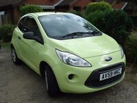 Ford KA Studio 1242cc £30 road tax