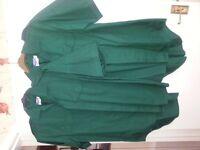 2 x Hard wearing ambulance shirts