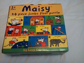 Maisy Floor Puzzle