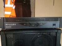 2000w power amp. Used but in great condition. £90
