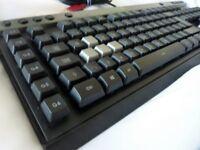 Corsair K30 Raptor Gaming Keyboard, Backlit In Red