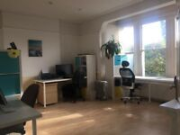 Co-working Desks Spaces and Private Offices Available Now!