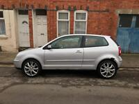 Volkswagen Polo . 1.9 SDI . Left Hand Drive. Diesel. 1250 £