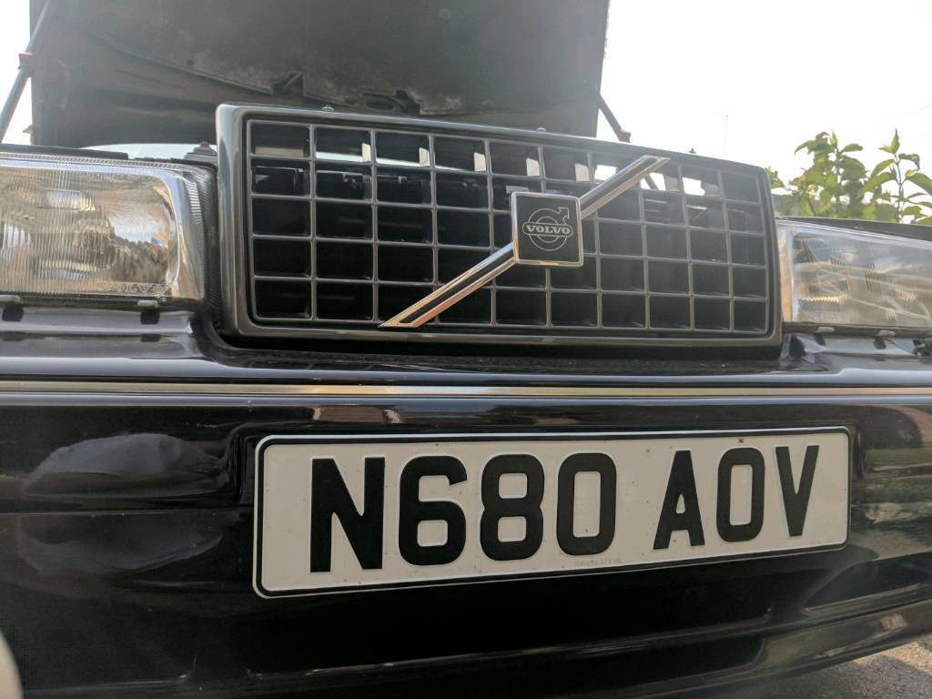 Volvo 940 Egg Crate Grille In Oadby Leicestershire Gumtree Fuel Filter Location
