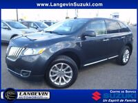 2013 Lincoln MKX CUIR/AWD/GPS/TOIT PANORAMIQUE