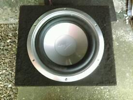 1000 Watt Bass box